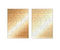 Prima Marketing Golden Desert Word Stickers (645823)