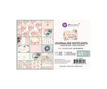 Prima Marketing With Love 4x6 Inch Journaling Cards (996253)