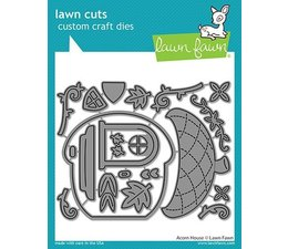 Lawn Fawn Acorn House Dies (LF2440)