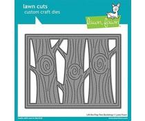 Lawn Fawn Lift the Flap Tree Backdrop Dies (LF2451)