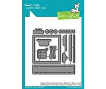 Lawn Fawn Magic Picture Changer Oven Add-On Dies (LF2436)