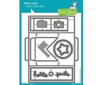 Lawn Fawn Shutter Card Dies (LF2432)