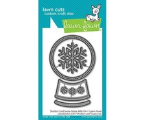 Lawn Fawn Shutter Card Snow Globe Add-On Dies (LF2434)