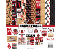 Echo Park Basketball 12x12 Inch Collection Kit (BAS229016)