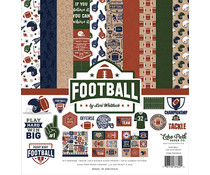 Echo Park Football 12x12 Inch Collection Kit (FO228016)