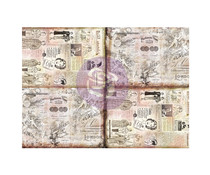 Finnabair Art Daily Decorative Paper Journaling Minis Butterfly Messages (968236)