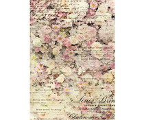 Re-Design with Prima Floral & Dream Decor Rice Paper (651305)