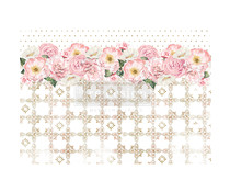 Re-Design with Prima Tranquil Bloom Decor Rice Paper (651251)