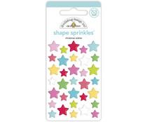 Doodlebug Design Christmas Wishes Shape Sprinkles (6944)