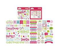 Doodlebug Design Night Before Christmas Chit Chat (6990)