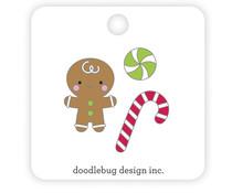 Doodlebug Design Sugarplums Collectible Pins (6984)