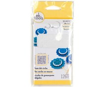EK Success Tools Foam Dot Circles 0.125 Inch (55-01046)