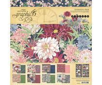 Graphic 45 Blossom 12x12 Inch Collection Pack (4502160)