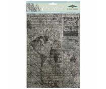Stamperia Clear Prints A4 Sir Vagabond (SBA408)