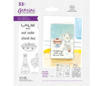 Gemini Best Of British High Tea Stamp & Die (GEM-STD-BOBHT)