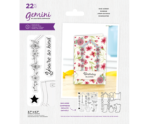 Gemini Best Of British Rose Garden Stamp & Die (GEM-STD-BOBRG)