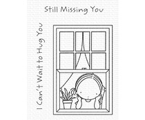 My Favorite Things Missing You Clear Stamps (PI-316)
