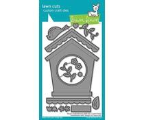 Lawn Fawn Magic Iris Birdhouse Add-On Dies (LF2471)