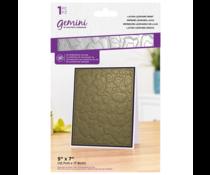 Gemini Lavish Leopard Print 3D Embossing Folder (GEM-EF5-3D-LLP)