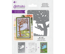 Gemini Natural Beauty Stamp & Die (GEM-STD-NATB)