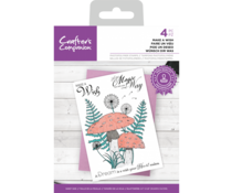 Crafter's Companion Make a Wish Clear Stamps (CC-STP-MAWI)