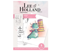 Crafter's Companion Lee Holland Clear Stamps From Me to You (LH-STP-FMTY)