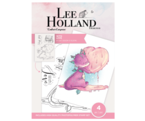 Crafter's Companion Lee Holland Clear Stamps With Love (LH-STP-WL)