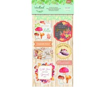 Crafter's Companion Woodland Friends 3D Die-Cut Toppers (NG-WFR-3D-DTOP)