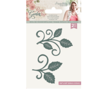 Crafter's Companion Rose Garden Metal Die Filigree Foliage (S-RGA-MD-FILFO)