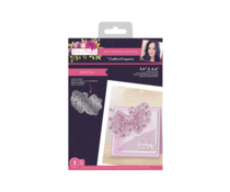 Crafter's Companion Butterflies and Blooms Metal Die Vanessa (SCC-AF-BB-MD-VA)