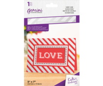 Gemini Candy Cane Cut and Emboss Folder (GEM-CEF-CAC)