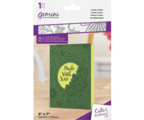 Gemini Floral Frame Cut and Emboss Folder (GEM-CEF-FLO)