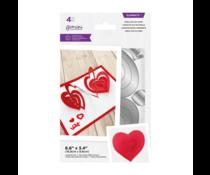 Gemini Spiral Pop-Out Heart Elements Dies (GEM-MD-ELE-SPHE)