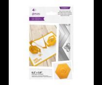 Gemini Spiral Pop-Out Honeycomb Elements Dies (GEM-MD-ELE-SPHC)