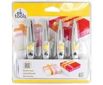 EK Success Tools Decorative Scissors (4pcs) (54-20064)