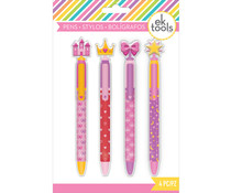 EK Success Tools Pen Set Princess (4pcs)