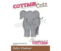 Scrapping Cottage Safari Elephant (CC-840)