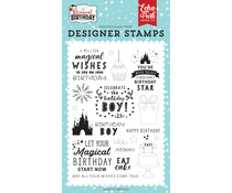 Echo Park Wishes Come True Clear Stamps (MBB232042)