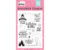 Echo Park Birthday Magic Clear Stamps (MBG231043)