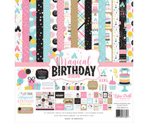 Echo Park Magical Birthday Girl 12x12 Inch Collection Kit (MBG231016)