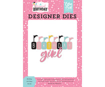 Echo Park Birthday Girl Flags Designer Dies (MBG231041)