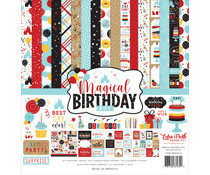 Echo Park Magical Birthday Boy 12x12 Inch Collection Kit (MBB232016)