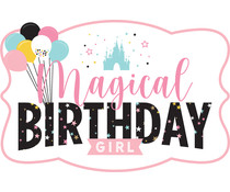 Magical Birthday Girl