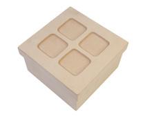 Re-Design with Prima MDF Keepsakes Box 7x7x4 Inch (200060)