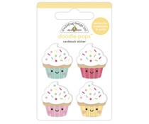 Doodlebug Design Baby Cakes Doodle-Pops (7102)