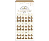 Doodlebug Design Bitsy Chips Shape Sprinkles (7090)