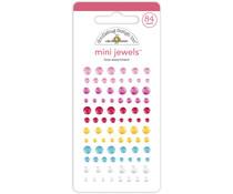 Doodlebug Design Love Assortment Mini Jewels (7094)