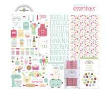 Doodlebug Design Made With Love Essentials Kit (7130)