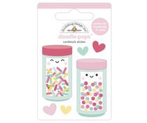 Doodlebug Design Sprinkle Shoppe Doodle-Pops (7097)