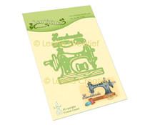 Leane Creatief Lea'bilitie Sewing Machine Cut & Embossing Dies (45.7194)